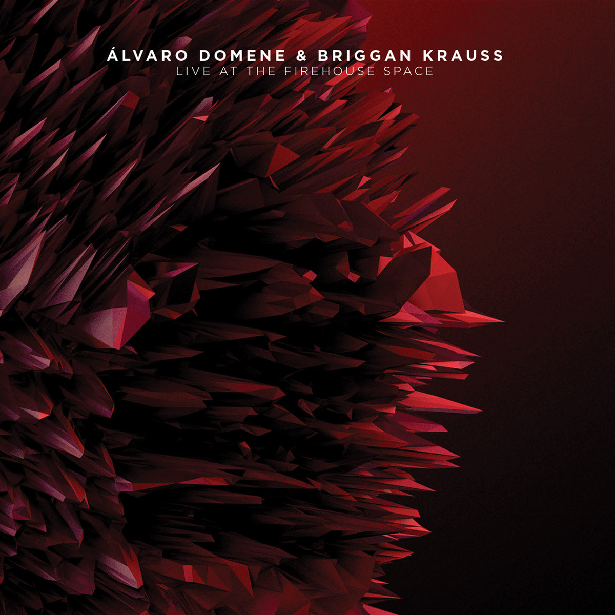 Live at The Firehouse Space by Álvaro Domene & Briggan Krauss