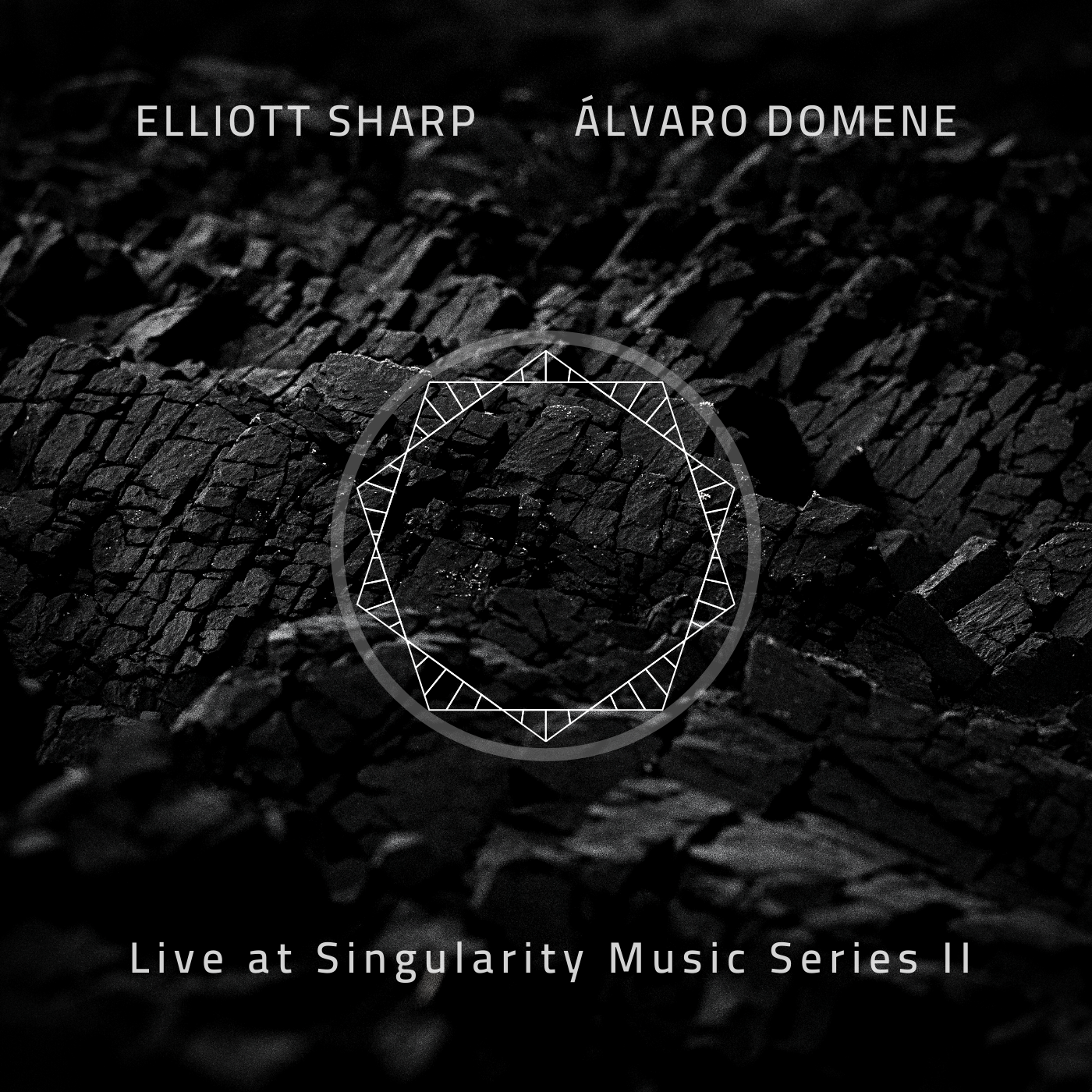 Live at Singularity Music Series II by Elliott Sharp & Álvaro Domene