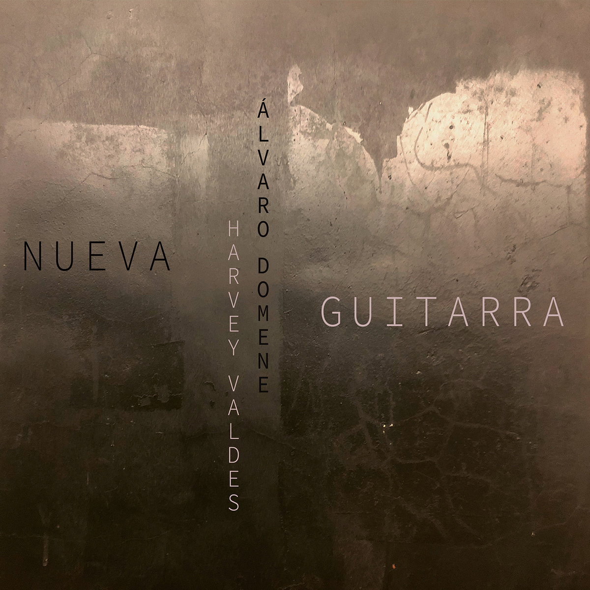 Nueva Guitarra by Harvey Valdes & Álvaro Domene